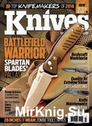 Knives Illustrated - March/April 2016