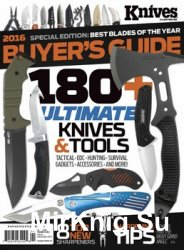 Knives Illustrated - January/February 2016