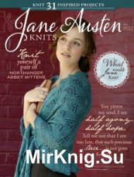 Interweave's Jane Austen Knits - Fall 2012