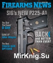 Firearms News Magazine 2016-09