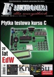 Elektronika dla Wszystkich №1 2016