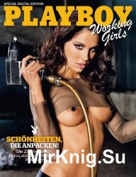 Playboy. Special Digital Edition. Girls at Work (2014) Germany