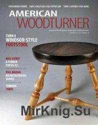 American Woodturner - April 2016