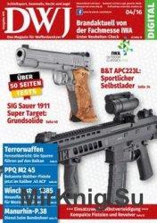DWJ - Magazin fur Waffenbesitzer 2016-04
