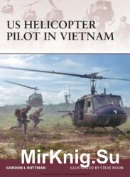 US Helicopter Pilot in Vietnam (Osprey Warrior 128)