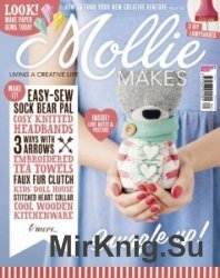 Mollie Makes - Issue Sixty Two 2016