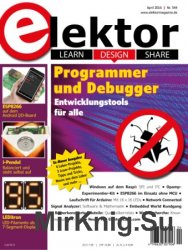 Elektor Electronics №4 2016 (Germany)