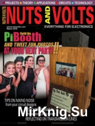 Nuts And Volts №3 2016