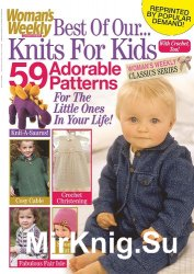 Woman's Weekly Knits For Kids - November, 2015