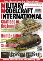 Military Modelcraft International April 2016