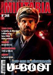 Armes Militaria Magazine №344 2014