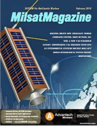 MilsatMagazine №2 2016