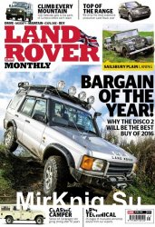 Land Rover Monthly - Winter 2016