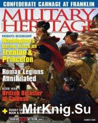 Military Heritage 2016-03