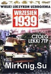 Czolg Lekki 7TP (Wielki Leksykon Uzbrojenia Wrzesien 1939 №01)
