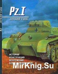 Легкий танк Pz.I. История. Конструкция. Вооружение. Боевое применение