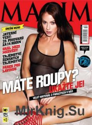 Maxim №4 (April 2016) Czech