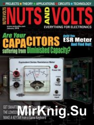 Nuts And Volts №1 2016