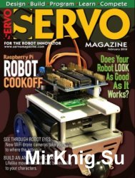 Servo Magazine №2 2016