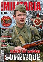 Armes Militaria Magazine №346 2014