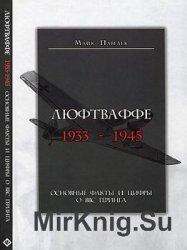 Люфтваффе. 1933-1945. Основные факты и цифры о ВВС Геринга