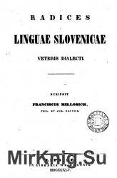 Radices linguae Slovenicae: veteris dialecti