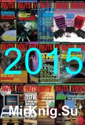 Nuts and Volts №1-12 2015