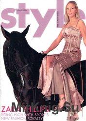 Style 15 february 2004