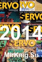 Servo Magazine №1-12 2014