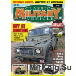 Classic Military Vehicle - 179 (April 2016)