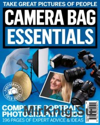Camera Bag Essentials №2 (2016)
