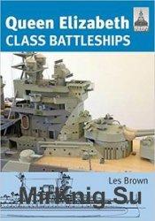 Shipcraft 15 - Queen Elizabeth Class Battleships