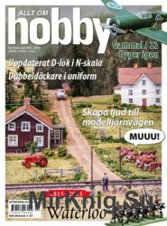 Allt om Hobby June/July 2015