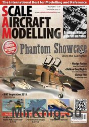 Scale Aircraft Modelling 2016-03