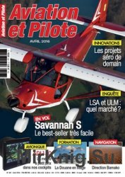 Aviation et Pilote 2016-04