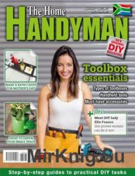 The Home Handyman - April 2016