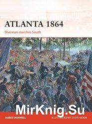 Atlanta 1864 (Osprey Campaign 290)