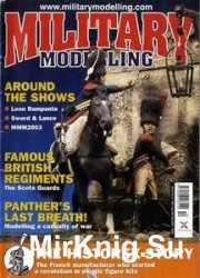 Military Modelling Vol.33 No.10 2003