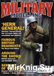 Military Modelling Vol.33 No.12 2003