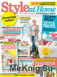 Style at Home UK - May 2016
