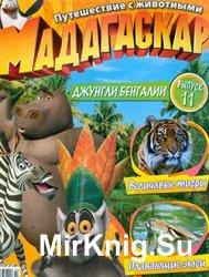 Мадагаскар. Путешествие с животными № 11