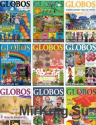 Globos cinco 2008