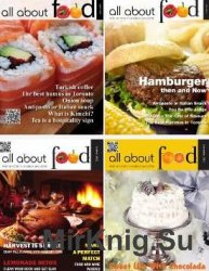 All about food 2012-2013
