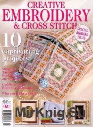 CREATIVE Embroidery and cross stitch № 06 2009