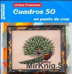 Cuadros en Punto de Cruz № 1-50 1995 -2013