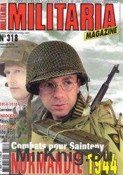 Armes Militaria Magazine №318