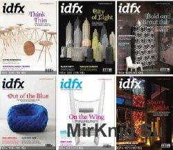 IDFX Magazine 2008-2012