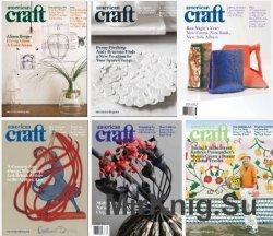 American Craft  2009-2012