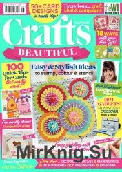 Crafts Beautiful №292 2016