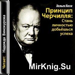 Принцип Черчилля: Стань личностью - добьёшься успеха (аудиокнига)